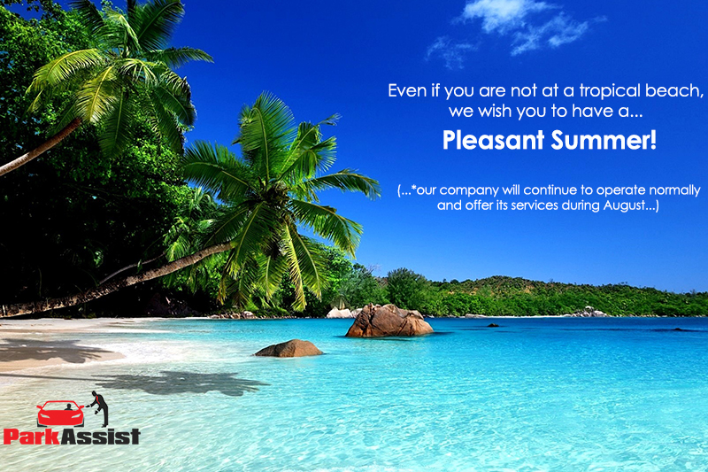 Pleasant Summer to everyone